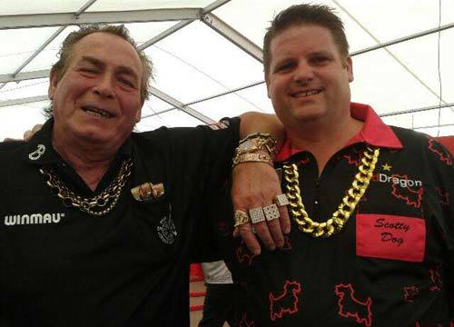 Bobby George - Former Darts player