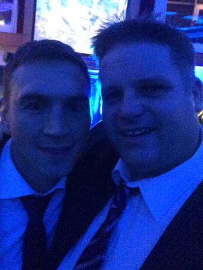 Kevin Sinfield - Leeds Rhinos and England Rugby player