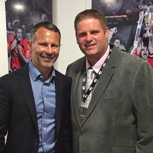 Ryan Giggs - Football Manager and Former Player
