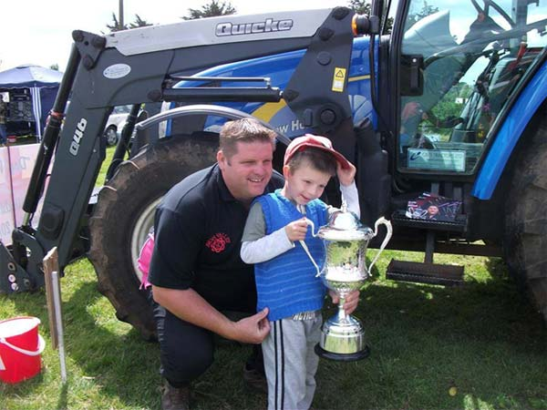 Avon Valley Young Farmers Tractor Rally 2015
