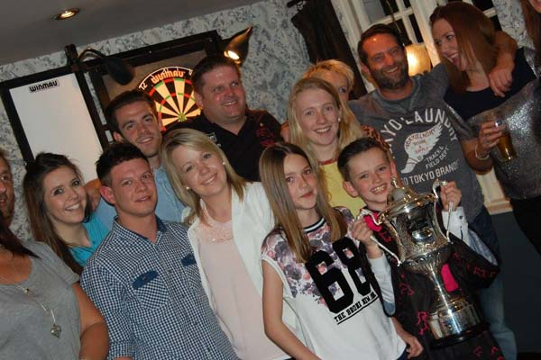 Charity Night at the Horns Inn