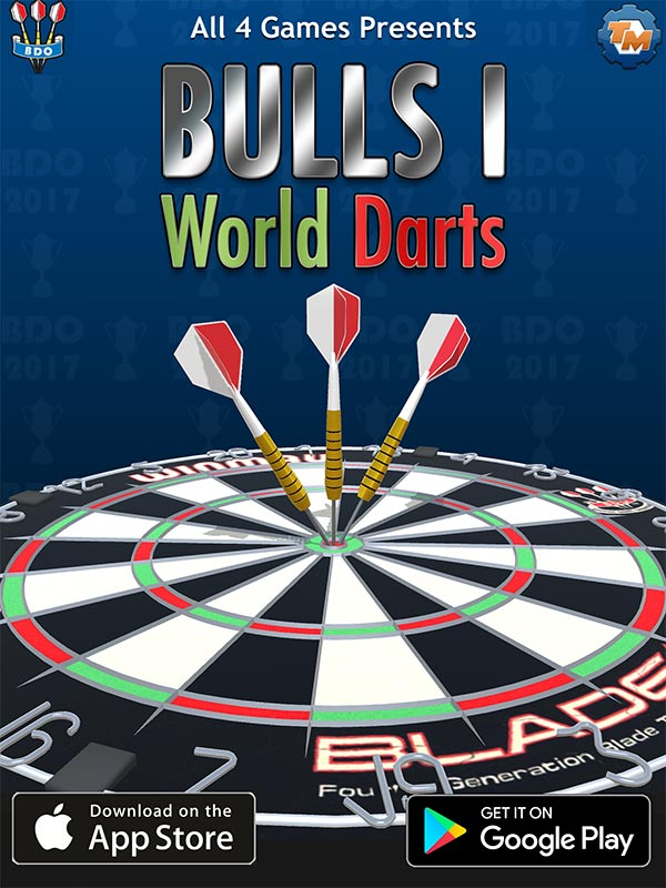 Bulls i World Darts App
