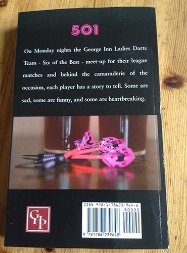 501 Book by Robert Field Back Cover