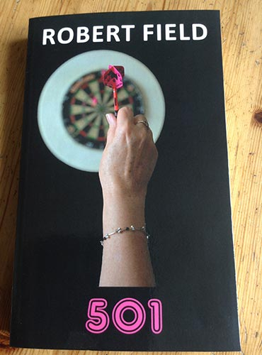 501 Book by Robert Field Front Cover
