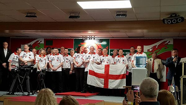 British Internationals 2018 England