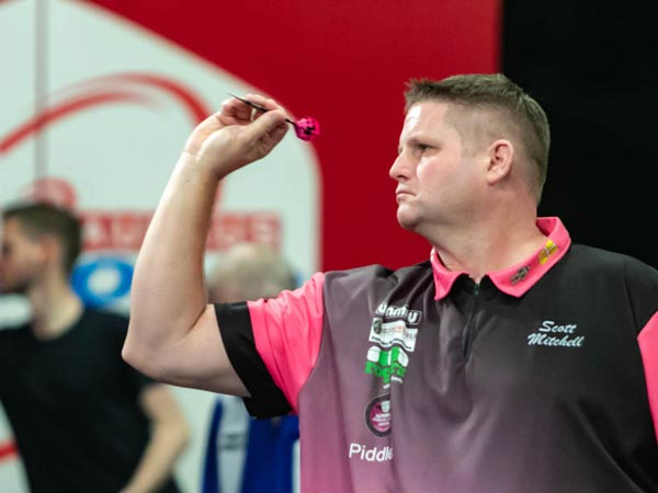Dutch Open Men's Singles 2020 Scott Mitchell Darts