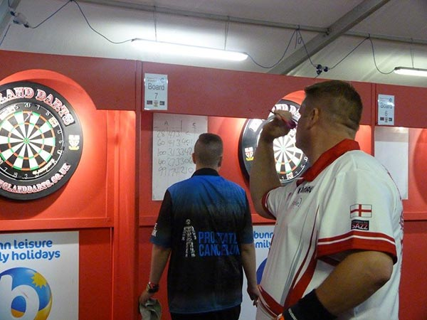 England National Singles 2017 Darts - Scott Mitchell