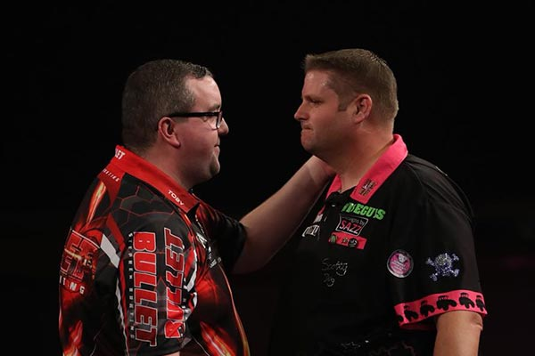 Grand Slam of Darts 2017 GSOD - Scott Mitchell v Stephen Bunting