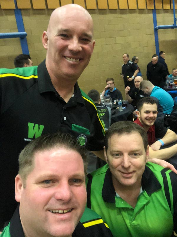 PDC Q-School 2020 - Scott Mitchell Mark Grimes Lee Turle Ricky King