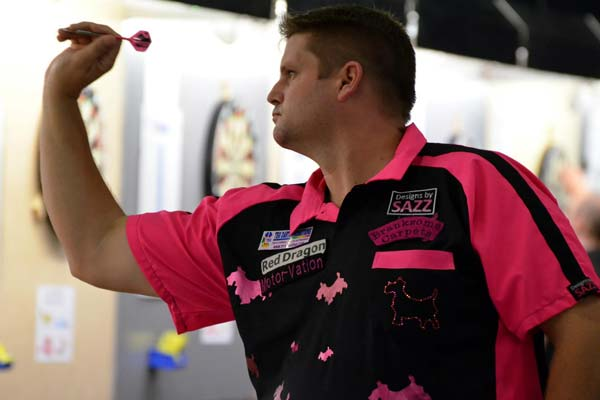 Top of Ghent 2012 Darts - Scott Mitchell