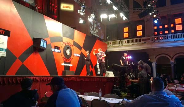 Winmau World Masters 2012 Darts