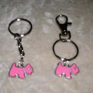 Charm - Scotty Dog Merchandise