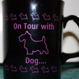 Mug - Scotty Dog Merchandise