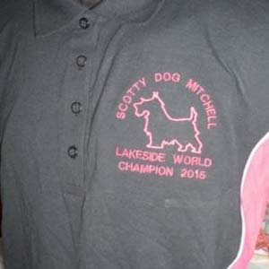 Polo Shirt - Scotty Dog Merchandise