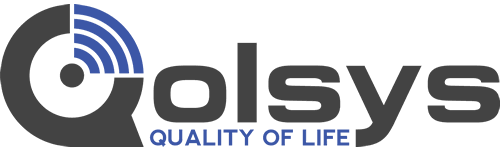 Qolsys Logo - Quality of Life Systems