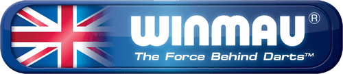 Winmau Logo - Darts, Flights, Shafts, Dartboards and Darts Accessories