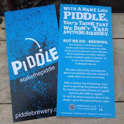 Piddle Information