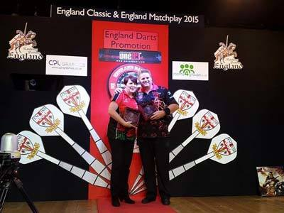 England Masters Champions 2015 with Lisa Ashton - Scott Mitchell Timeline